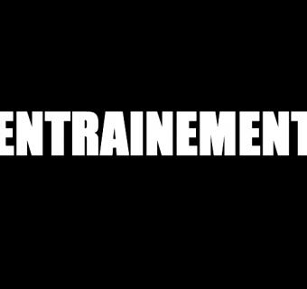 Entrainement #22092016