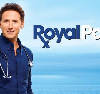 Série du moment: Royal Pains
